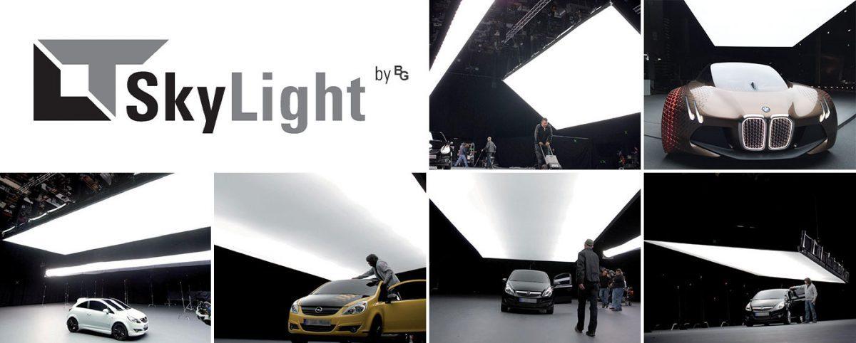 SkyLight - Licht-Technik Vertriebs GmbH - Slider