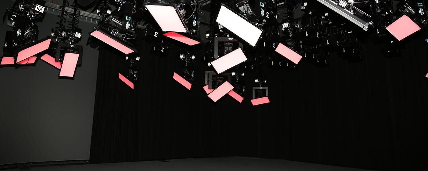 TV Studio ZDF - Licht-Technik Vertriebs GmbH - Slider